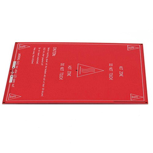 5Pcs 3D Printer Pcb Heat Bed Heated Bed Mk2A For Prusa Mendel 3D Printer Variants Latest