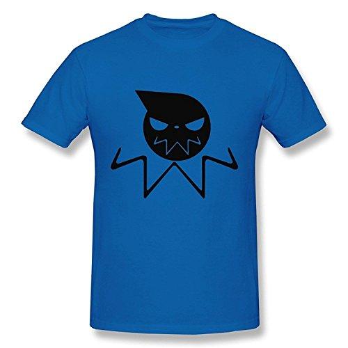 WunoD Men's Soul Eater Logo T-shirt Size S]()