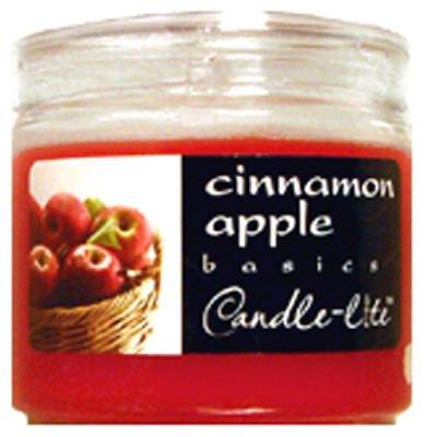 【即納&大特価】 Candle Lite Basics 2400021 Lite Basics 3.5-oz。Cinnamon 12 Scented Candle Jar 12 ホワイト 2400021 12 B008KRO204, 天然石 虹石:8010f7c5 --- a0267596.xsph.ru