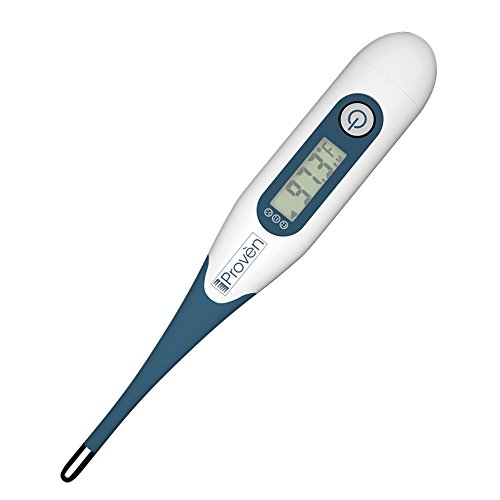 Digital Thermometer, with Very Clear Screen and switchable Celsius Fahrenheit ()