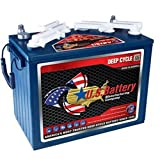 8 volt battery golf cart - Replacement For IN-1K6E9 GOLF CART 8V(GC) BATTERY Golf Cart Battery
