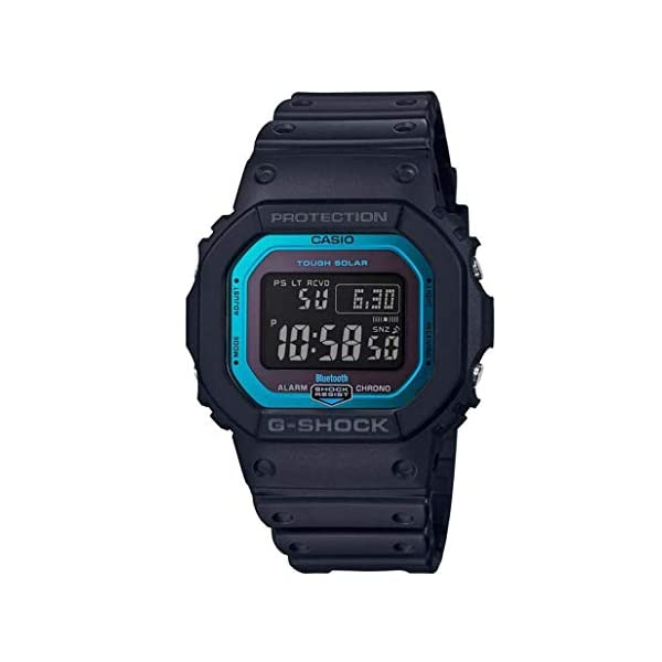 Casio Reloj Digital para Hombre de Cuarzo con Correa en Resina GW-B5600-2ER 2