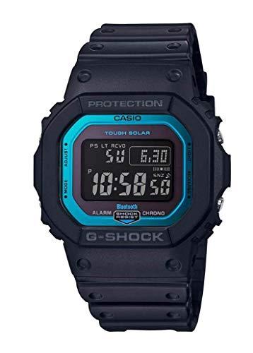 Casio Reloj Digital para Hombre de Cuarzo con Correa en Resina GW-B5600-2ER 1