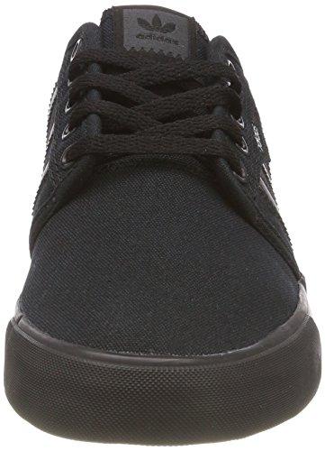 Core Pour Hommes core Chaussures Skateboard Seeley Black Black Adidas De Noir qz7w1