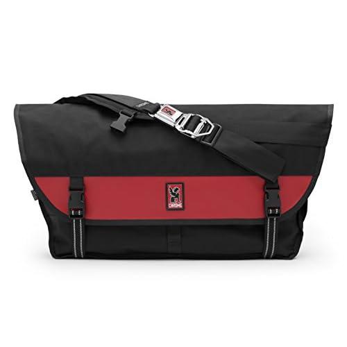 Chrome BG-003-BKRD Black/Red One Size Metropolis Messenger