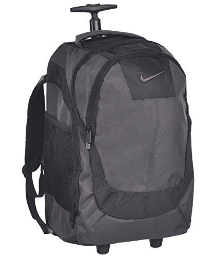 Nike Accessories Rolling Laptop Backpack (Anthracite) (Small Wheeled Backpack)