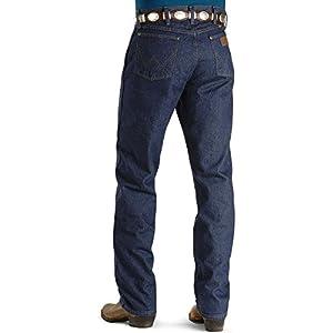 Wrangler Men's Premium Performance Cowboy Cut Regular Fit Jeans,