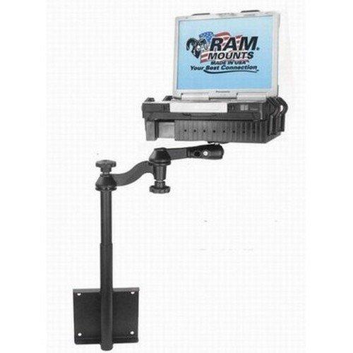 RAM Mounts (RAM-VBD-128-SW1)  Universal Vertical Drill-Down Laptop Mount
