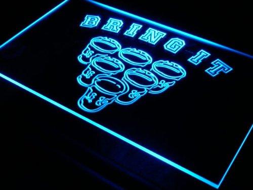 It Rule LED Sign Neon Light Sign Display j278-b(c) ()