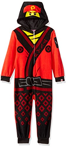 LEGO Ninjago Boys Onesie Pajamas, All-in-one Set