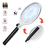 Best Electric Fly Swatters - Electric Foldable Fly Swatter - Portable Bug Zapper Review