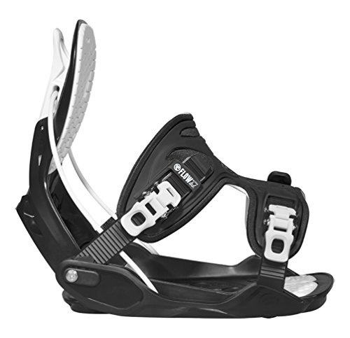 2018 Flow Alpha LTD Stormtrooper Snowboard Bindings