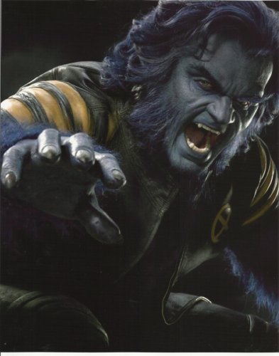 (X-Men Kelsey Grammer as Beast 8x10 Photo)