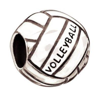 volleyball pandora bracelet charms