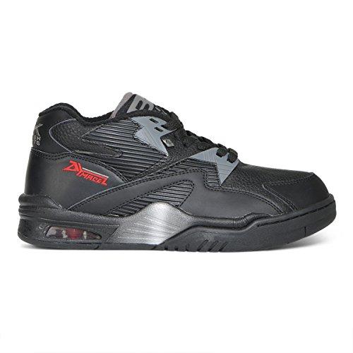 British Knights Control Mid Men's Chukka Leather Sneaker ...