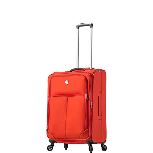 mia-toro-italy-leggero-softside-24-spinner-luggage-cinnamon