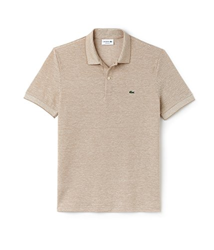 Kraft Fit Caviale 00mjr Lacoste Regular Ph3183 Piqué Beige Ss18 Polo q8ZpZntwAU