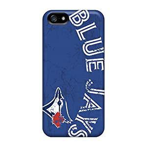 Waterdrop Snap-on Toronto Blue Jays Cases For Case Iphone 4/4S Cover