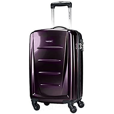 Samsonite Winfield 2 Fashion 20  Spinner Purple