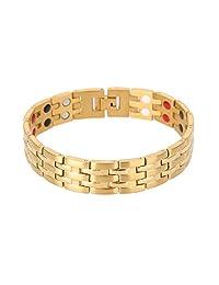 Magnetic Bracelet, Arthritis Bracelets for Women/Man Bio Magnet Energy Power Magnetic Ion Health Care Bracelet Healthy Balance Jewelry