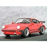 1/43 ポルシェ 〓 911(930) ターボ 3.3 / レッド 〓 Porsche