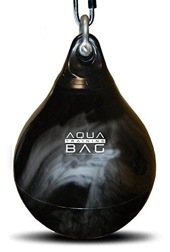 Aqua Training Bag Haymaker Black (18-Inch - 120 Punching Bag Pound