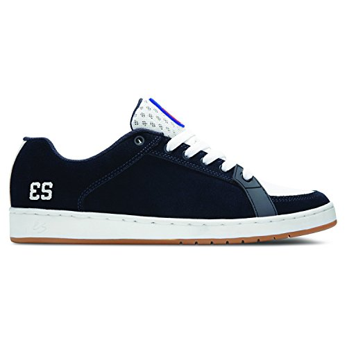 eS Sal (Navy) Mens Skate Shoes Navy EClcrH