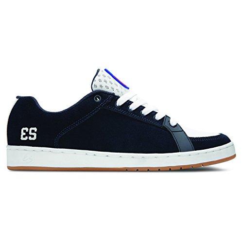 eS Shoes Sal - Navy White Suede nU7xNpRsC