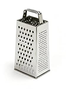 Amazon.com | Norpro Stainless Steel Grater: Cheese Grater ...