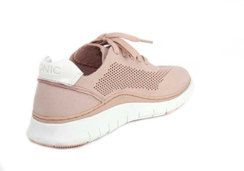 Vionic Joey Womens Pink Fresh Dusty Trainers Nubuck Af6wpaAz