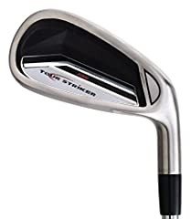 "The Tour Striker 7 Iron has been designed to intuitively teach golfers the correct way to deliver the ""sweet spot"" of the golf club to the ball, just like the Tour players. Practice with the Tour Striker 7 Iron will quickly change a golfer's ..."