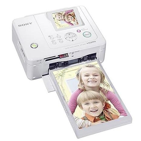 Sony FP85 - Impresora fotográfica (300 x 300 dpi, 45 s, LCD ...