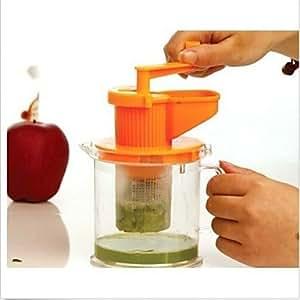 Kitchen Tool Healthy Baby Juicer Manual Juice Squeezer Soybean Milk Machine Kitchen Tools New