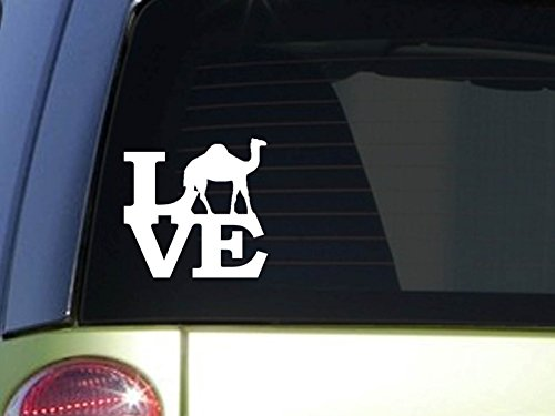 camel-love-6-sticker-f170-decal-zoo-keeper-africa-dessert-humpday-dromedary