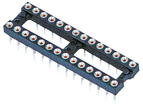 THROUGH HOLE 14POS 50 pieces MILL MAX 110-93-314-41-801000 DIP SOCKET