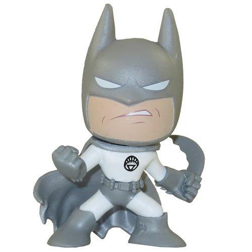 Funko Mystery Minis Vinyl Figure - DC Comics Series 2 - Justice League Super Heroes - WHITE LANTERN BATMAN