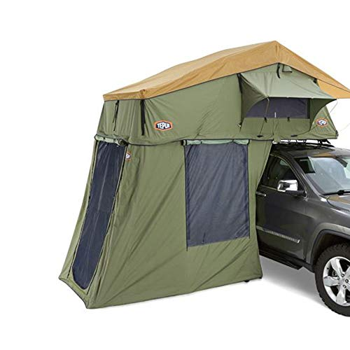Tepui Autana Sky Tent: 3-Person 4-Season Green, One Size
