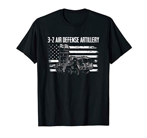 3-2 ADA 31st Air Defense Artillery Brigade T-Shirt