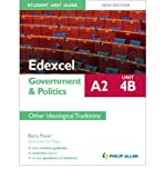 img - for Edexcel A2 Government & Politics Student Unit Guide: Other Ideological Traditions: Unit 4B (Paperback) - Common book / textbook / text book