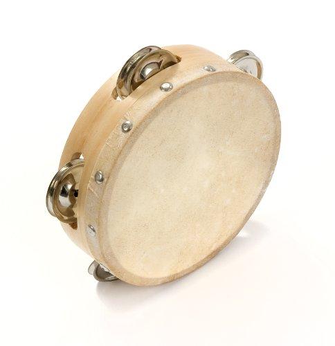 Percussion Plus 6 Zoll Tambourine