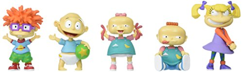 Nick 90's Just Play Rugrats Collectible Toy Figures