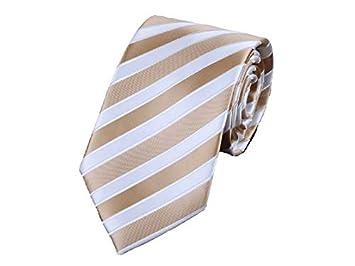ADream Great - Corbata de Rayas para Hombre, para Bodas, Fiestas ...
