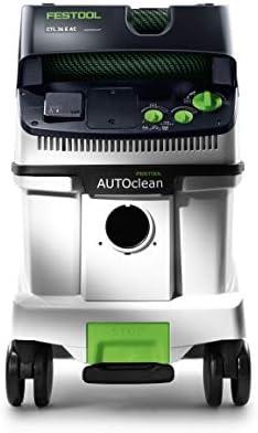 Festool CTL 36 E AC CLEANTEC Aspirateur mobile 36L L (574958) + sacs filtrants supplémentaires