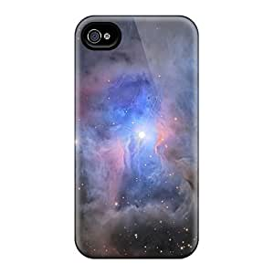 Hot Fashion Pol14200PrUP Design Cases Covers For Iphone 6plus Protective Cases (iris Nebula Outer Space)