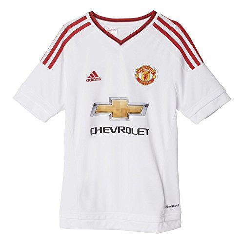 Adidas Youth Climacool Manchester United Away Replica Soccer Jersey Large ()