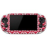 Fun Flowers Pattern Bold Playstation Vita Vinyl Decal Sticker Skin by Debbie's Designs