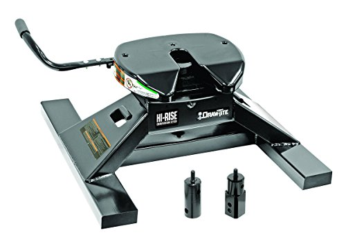 Wheel 22k Fifth - Draw-Tite Hide-A-Goose 18K Hi-Rise Fifth Wheel Conversion Hitch