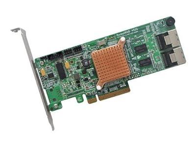 HighPoint RocketRAID 4520 8-Port SAS 6Gb/s PCIe 2.0 x8 Hardware RAID HBA by HIGBT