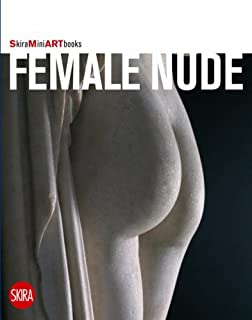 female figure nude Book