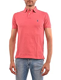 Mens Custom Slim Fit Polo Shirt